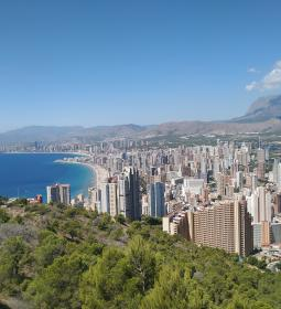 Benidorm will ask to stop the reduction of transferable flows through the Taj…