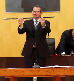 Antonio Pérez re-elected mayor of Benidorm by absolute majority