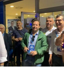 PP obtains an absolute majority in Benidorm with almost 40% of the votes