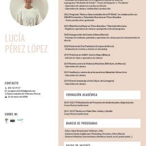 Lucía Pérez López