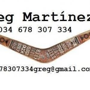 Greg Martínez