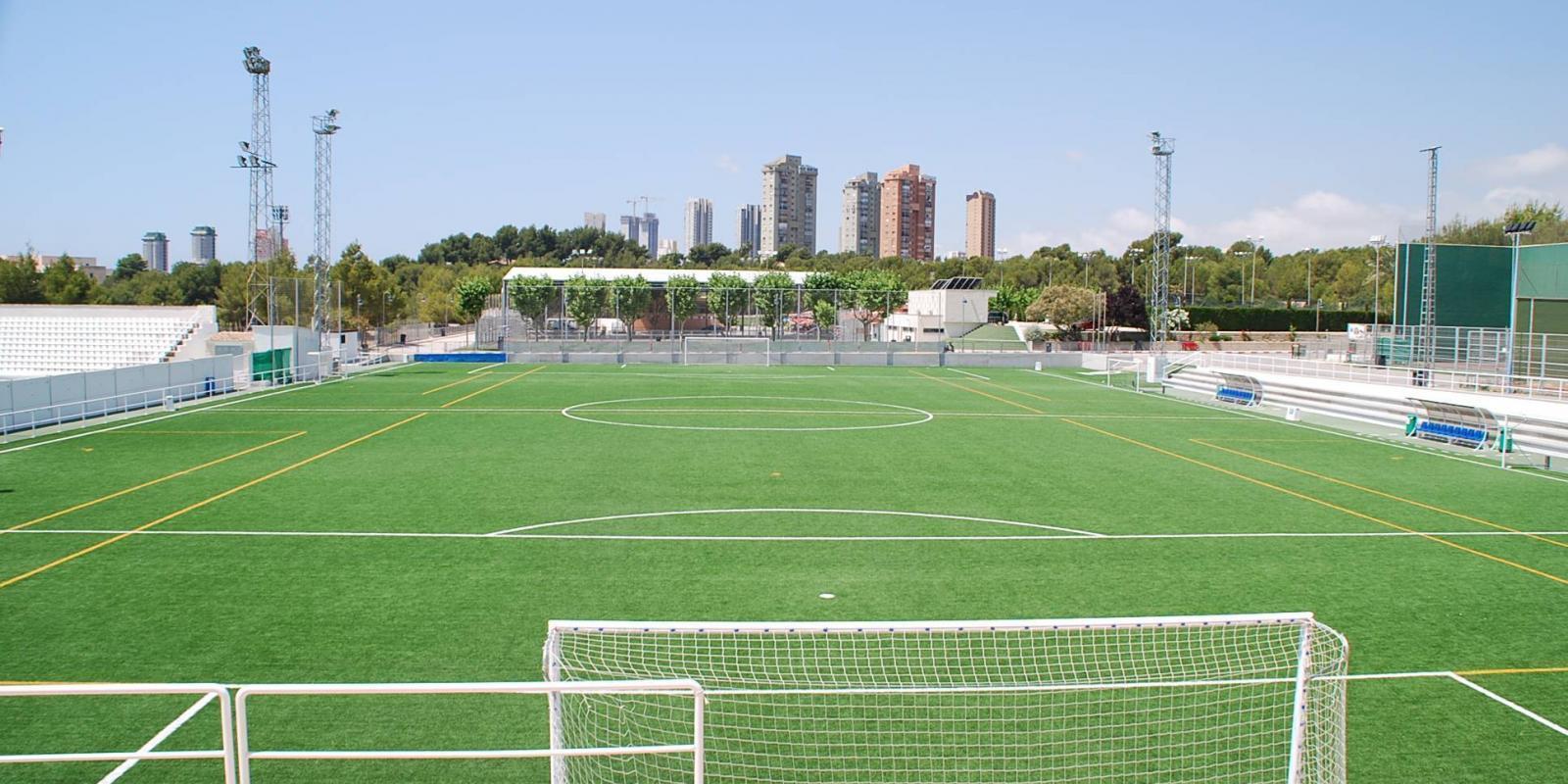"""Campo de fútbol """"Guillermo Amor"""""""